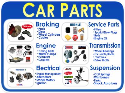 Tilbury Car Parts For Sale