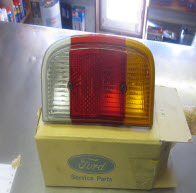 Cortina Estate Rear Lamp N/S