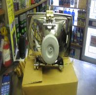 Capri MK 2 Headlamp