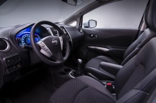 Inside The Nissan Note