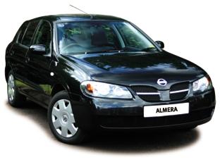 Nissan Almera Parts At Car Spares Essex